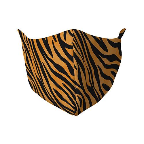 Mondkapje met tijgerprint