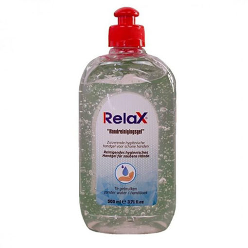 Relax handgel 500ml