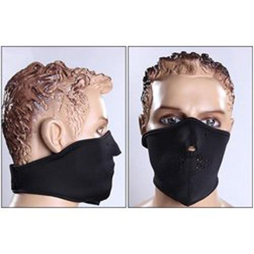 Mondmasker face mask zwart