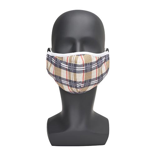 Wasbaar mondkapje met filter burberry
